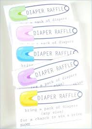 Baby Shower Insert Template Ramauto Co