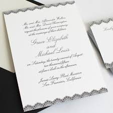black and white wedding invitations when to send out wedding invitations on when is the best time to send out wedding invitations