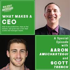 876: What Makes a CEO with BiggerPockets CEO, Scott Trench - Real Estate  Rockstars Video Podcast   Lyssna här   Poddtoppen.se