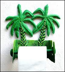 palm tree bathroom set beach shower curtain wall art boat palm tree bath mat soap
