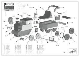 peg perégo thomas & friends manuals and parts list peg perégo Thomas Wiring Diagrams parts schematic and parts list · wiring thomas bus wiring diagrams for the alt