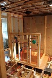 installing rain shower head delta hydro