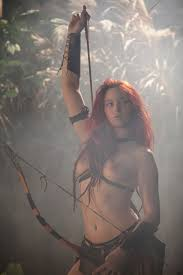 Sexy Nude Warrior Women for YOU Female wicked warrior nude wo man.