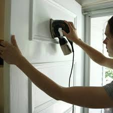 painting a front doorLearn How to Paint Your Front Door  howtos  DIY