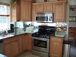 Mirrored Backsplash In Kitchen Mirrored Backsplash Ideas The Most Impressive Home Design
