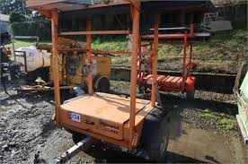 allmand bros arrow boards auction results 1 listings 2006 allmand bros eclipse ab2400 at machinerytrader ie