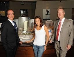Frank Visconti, Eva Longoria Parker and Bobby Baldwin   VegasNews.com - Las  Vegas News