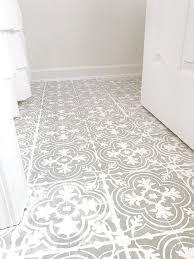 best painting tile floors ideas on painting tiles