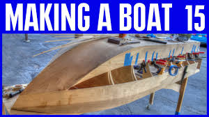 how to build a wooden boat 15 plywood hull hull formation