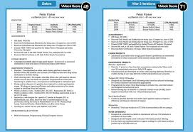 How Good Is Your Resume Check Out Your Score On Wwwvmock Gorgeous Resume Score