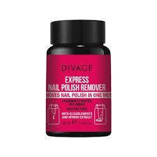<b>Divage</b> Express <b>Nail Polish</b> Remover Quick Levasmalto for Nails 50ml