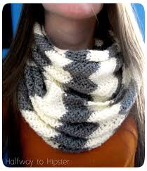 Crochet Infinity Scarf Patterns Magnificent Decorating Design