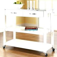 kitchen island cart white. White Portable Kitchen Island Cart Fabulous With Stainless Steel Top O Home Depot.