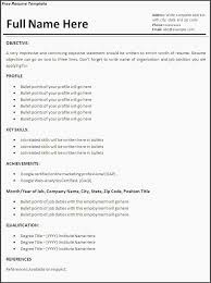 6 High School Student Resume Examples First Job Coo For Jobs Sample
