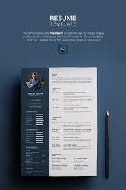 Robert Smith Graphic Designer Resume Template 67689