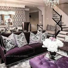 I Would Sooooo Do This In A Boudoir Or Changing Area. Purple Room ...