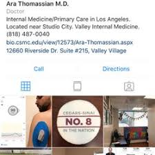 Ara Thomassian Md Cedars Sinai 2019 All You Need To