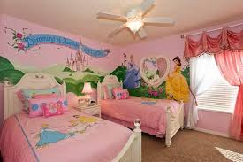 Princess Girls Bedroom Disney Princess Bedroom Set For Twins Disney Princess Bedroom