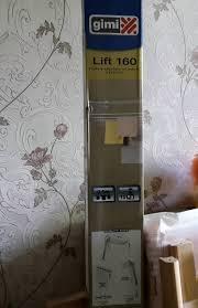 Обзор от покупателя на <b>Сушилка для белья</b> настенная <b>GIMI</b> Lift ...