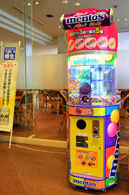 Mentos Vending Machine Simple Mentos Vending Machine I Had A Little Walk Around Fukuoka Flickr