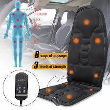 '<b>NEW</b>' <b>Massage Car Lumbar</b> Cushion <b>Auto</b> Seat Back Support ...