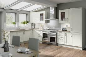 Cream Gloss Kitchen Cream Kitchens Cream Gloss Kitchens Cream Shaker Kitchen