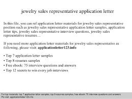 Fancy Jewelry Sales Rep Resume Mold Resume Ideas Namanasa Com