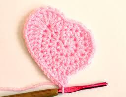 Crochet Heart Pattern Free Fascinating Free Pattern Conversation Heart Garland Twinkie Chan Blog