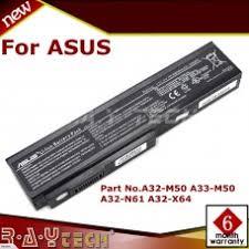 <b>Original Battery For ASUS</b> A32-N61 A32-X64 N53SV N53TA N61 ...