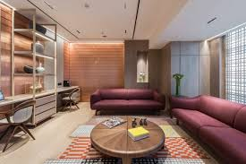 hiral jobalia studio has created a functional office space for furniture company sources unlimited located in mumbai india the intent was to create a
