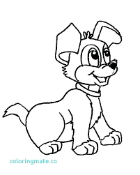 Cute Puppy Coloring Pages Cute Puppy Coloring Pages To Print Photos