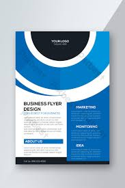 Business Flyer Design Templates Creative Business Flyer Design Template Ai Free Download