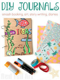 how to make a diy journal tutorial these journals are fun to make and a