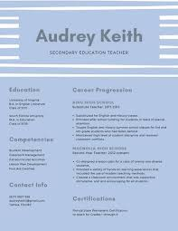 Cool Resume Templates For Mac Unique Customize 48 High School Resume Templates Online Canva