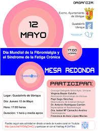 Mesa Redonda sobre la Fibromialgia y la Fatiga Crónica en el Centro  Guadalinfo de Ubrique - Observatorio de Salud 'Especialistas ¡YA!'
