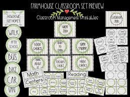 Fourth Grade Behavior Chart Farmhouse Behavior Chart How Do We Get Home Display