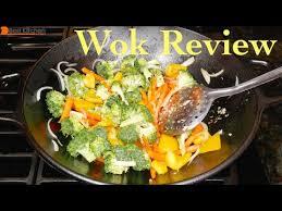 lodge pro logic p14w3 cast iron wok review