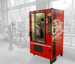 Vending Machine Repairs Fascinating Bike Repair Vending Machine