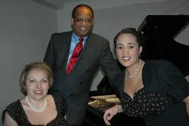 AfriClassical: Ivan Woods, Shannon Hunt & Diane Goldsmith in 'The Power of  African American Music to Inspire,' Morristown, NJ Feb. 11, 7:30 PM