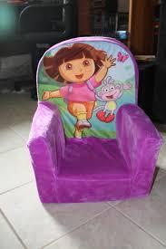 amazing interesting toddler foam chair 56 dora toddler chair ba chair dora the explorer mini saucer