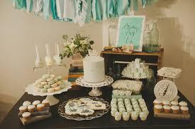 Dream Catcher Baby Shower Decorations Dessert Table at a Dreamcatcher Baby Shower l KarasPartyIdeas 50