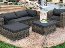 ■patio 61 Rattan Garden Furniture Corner Sofa Sets By Supreme