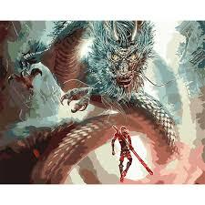 Risultati immagini per drago cinese