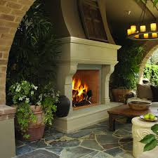 superior wre6000 wood burning outdoor fireplace
