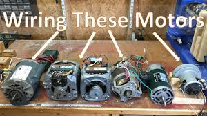 how to wire most motors for shop tools and diy projects 031 how to wire most motors for shop tools and diy projects 031