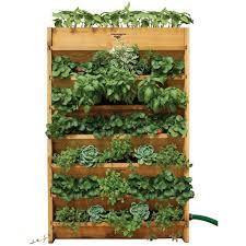 Kitchen Garden In Balcony Vertical Wall Planters Pots Planters Garden Center