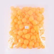 144 pcs/set Ping Pong <b>Balls</b> Table Tennis <b>Balls</b> 40mm cheap yellow ...