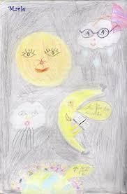 Ecole Du Bout Du Monde Le Soleil Et La Lune