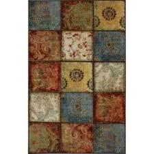 adria multi 8 ft x 10 ft area rug