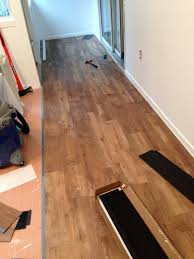 handsome allure vinyl plank flooring african wood dark rated 63 from